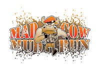#118 for Logo Design for Mad Cow Mud Run by HimawanMaxDesign