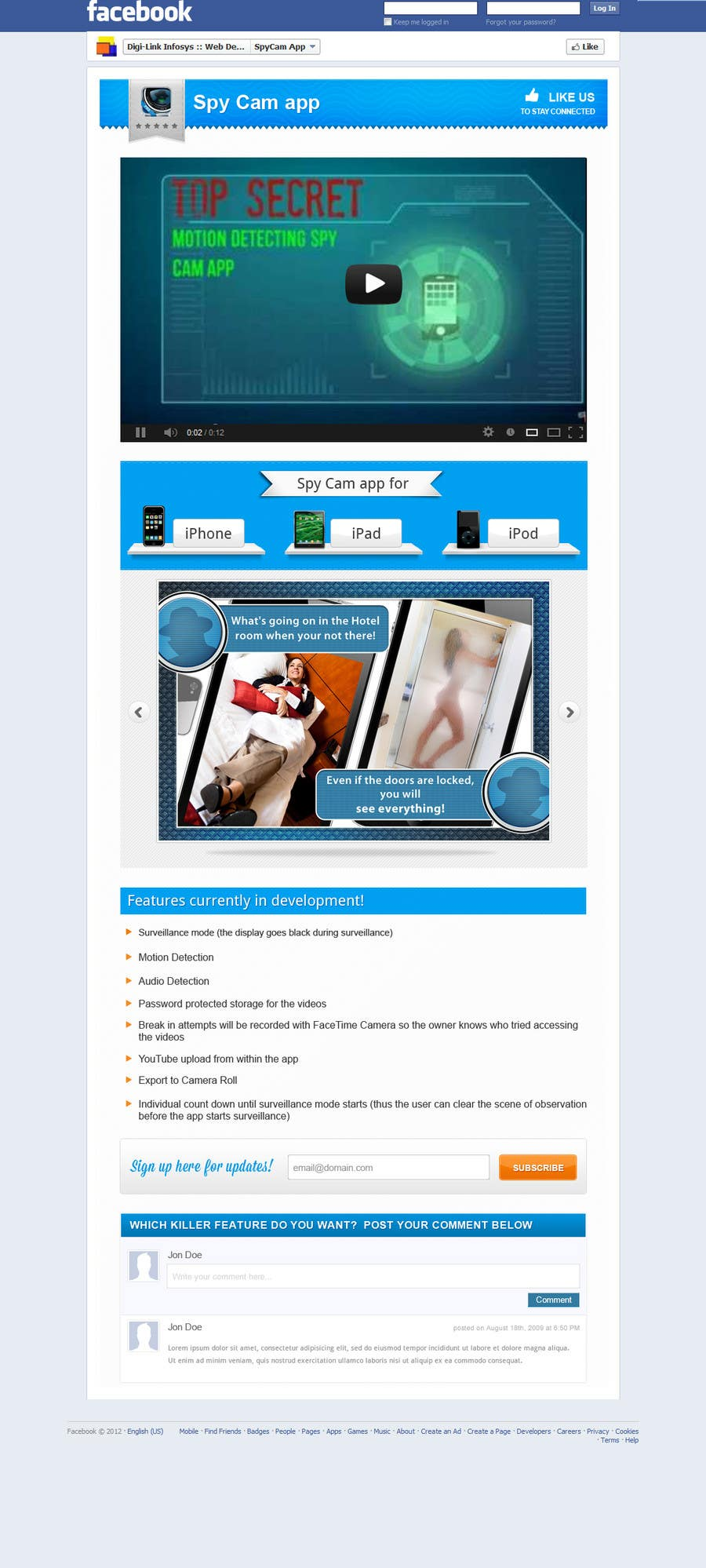 #16 for Website Design for Company by badhon86