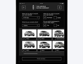 Nro 23 kilpailuun Design an App Mockup for data capture käyttäjältä softechnos5