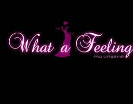 #139 para Logo Design for What a feeling por pareshmaghodiya