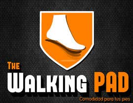 "#116 para Logo ""The Walking Pad"" de HenryHidalgo83"