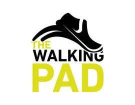 """#79 para Logo """"The Walking Pad"""" de pabloeliu"""
