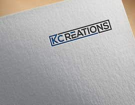 Shahidafridi1318 tarafından KCreations Logo Build için no 10