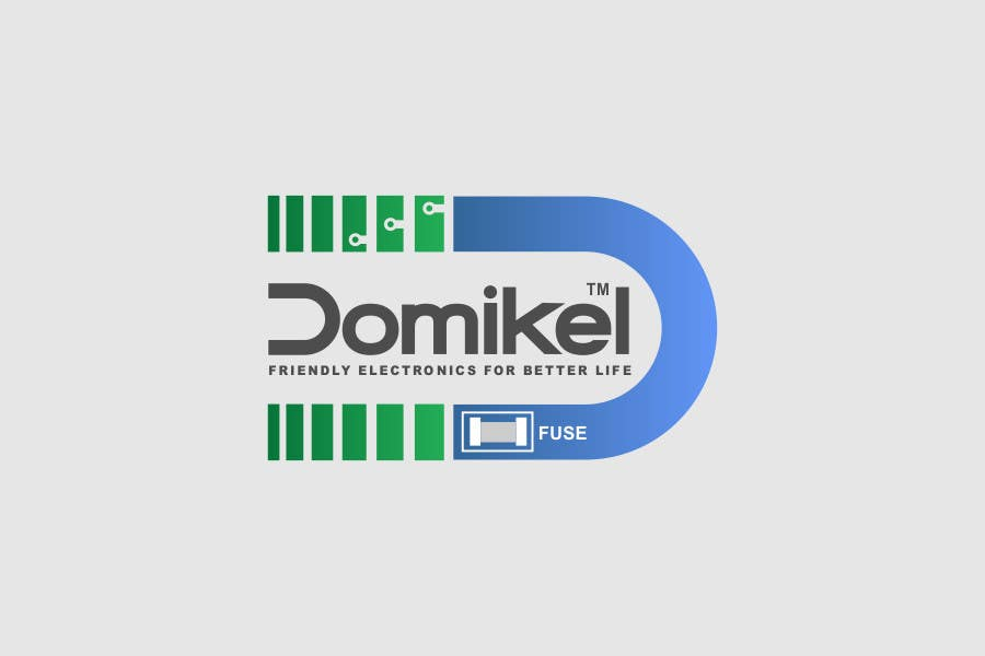 #495 for Logo Design for Domikel by dimitarstoykov