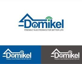 nº 343 pour Logo Design for Domikel par sharpminds40