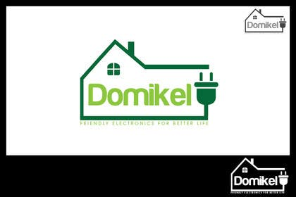 nº 156 pour Logo Design for Domikel par iffikhan