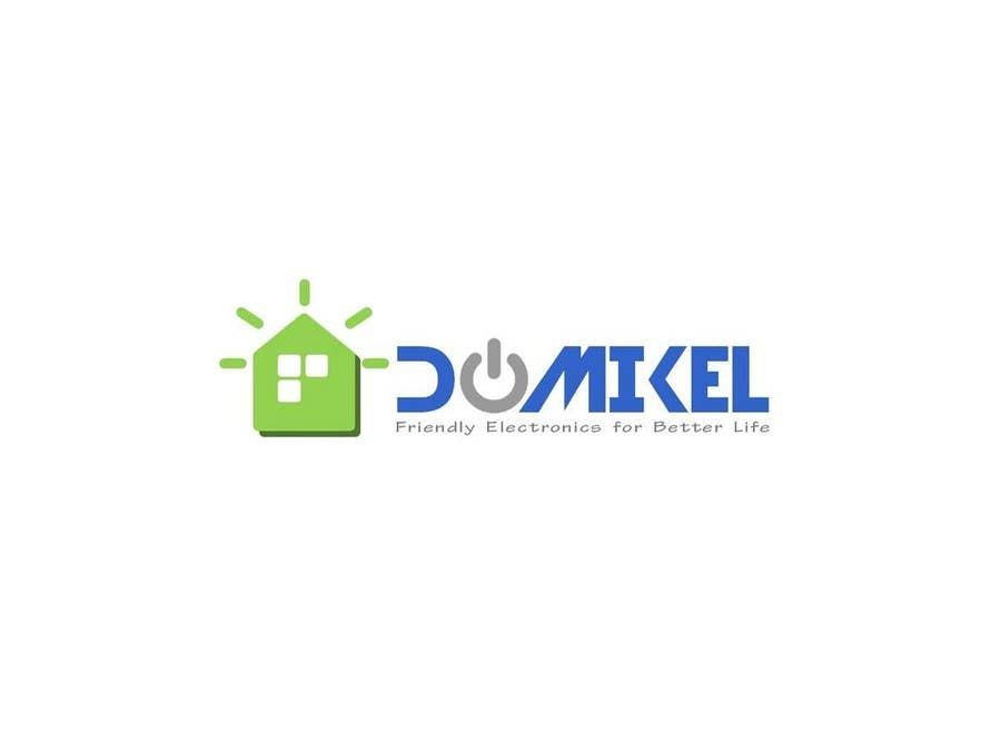 #178 for Logo Design for Domikel by mobaomiu