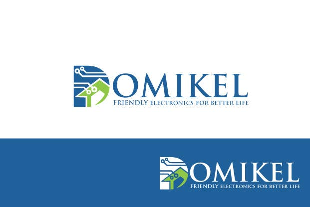 #236 for Logo Design for Domikel by nileshdilu