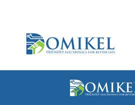 nº 236 pour Logo Design for Domikel par nileshdilu