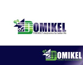 #235 para Logo Design for Domikel por nileshdilu