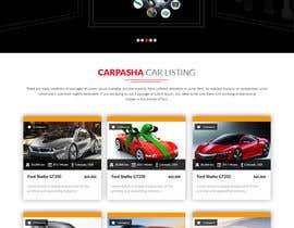 #37 για Design a website Mockup for Carpasha από sevenservices