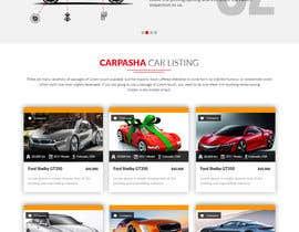 #38 για Design a website Mockup for Carpasha από sevenservices