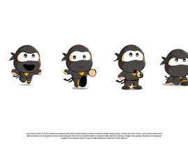 #22 for Kids Ninja Illustration af BarbaraRamirez