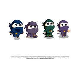 #40 for Kids Ninja Illustration af BarbaraRamirez