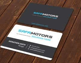 #494 pentru Design some Business Cards de către masum36076