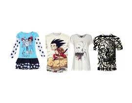 nº 13 pour Graphics Designs For T-shirts par humabirdme