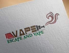 #29 for vape shop logo by Abu18323