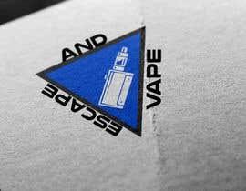 #6 for vape shop logo by bojan1337