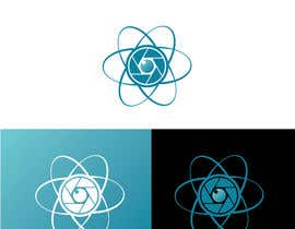 #377 cho Logo of atom with camera lens as nucleus bởi herobdx