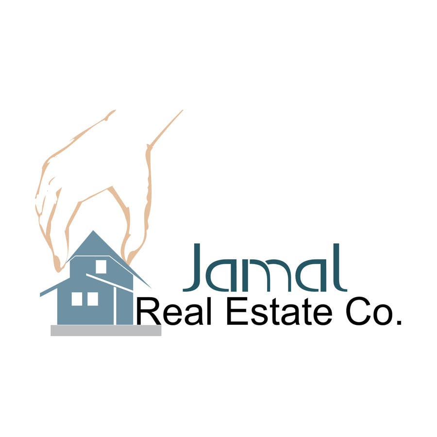 Конкурсная заявка №46 для Logo for Jamal Real Estate Co.