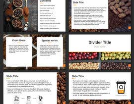 #25 สำหรับ PPT Template for Business Pitch โดย tereez