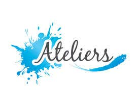 #252 for Logo Design for ateliers by Rajmonty