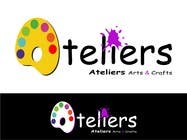 Logo Design for ateliers için Graphic Design326 No.lu Yarışma Girdisi
