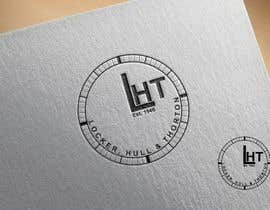 #45 for Logo for intitials LHT incorporating a clockface by linxme