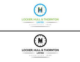 #38 for Logo for intitials LHT incorporating a clockface by ahmedsakib372