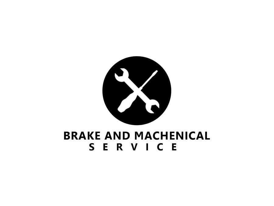 Penyertaan Peraduan #                                        15                                      untuk                                         Design a Logo for Brake & Mechanical Service