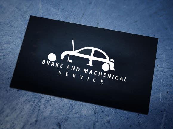 Penyertaan Peraduan #                                        12                                      untuk                                         Design a Logo for Brake & Mechanical Service
