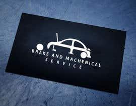 #12 untuk Design a Logo for Brake & Mechanical Service oleh alilatif71