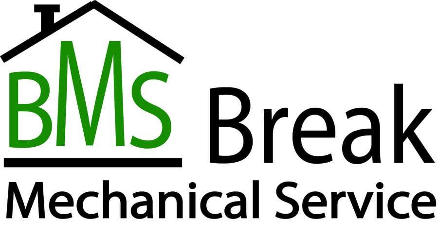 Penyertaan Peraduan #                                        10                                      untuk                                         Design a Logo for Brake & Mechanical Service