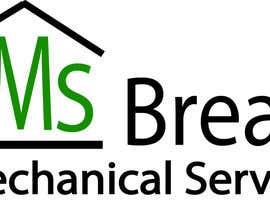 #10 untuk Design a Logo for Brake & Mechanical Service oleh Nikola6666
