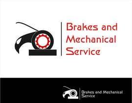 #22 untuk Design a Logo for Brake & Mechanical Service oleh binoy263