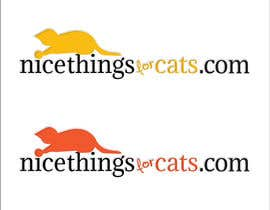 #189 untuk Logo Design for Nicethingsforcats.com oleh yanninicolaides
