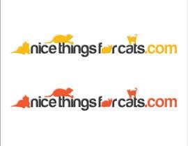 #188 cho Logo Design for Nicethingsforcats.com bởi yanninicolaides