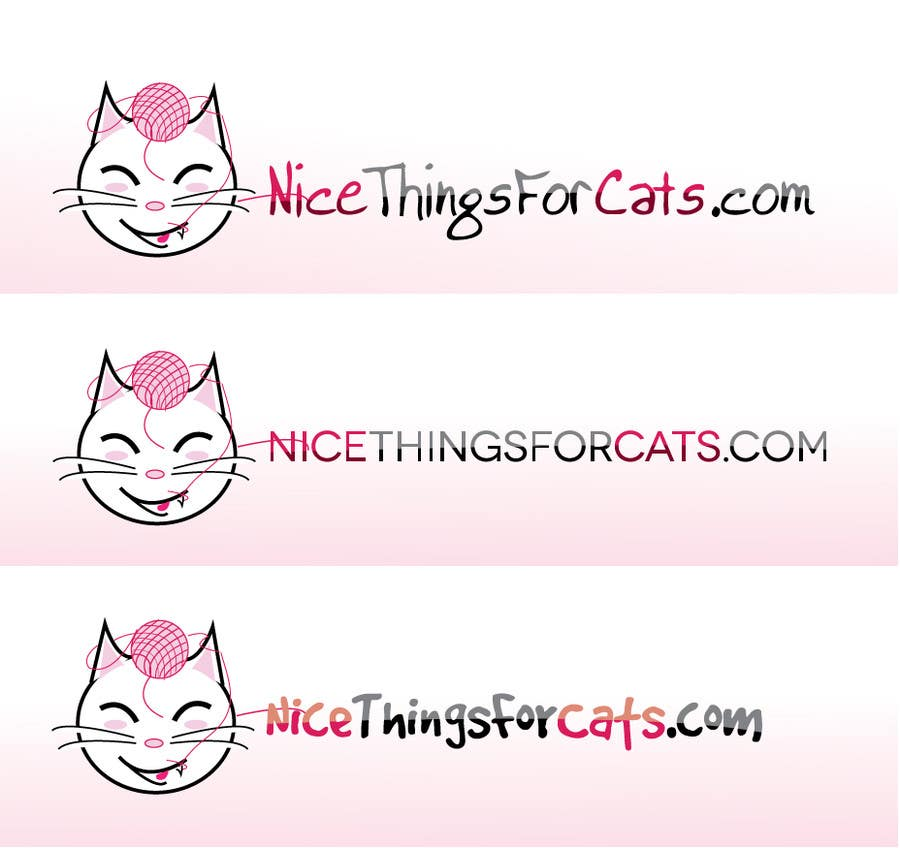 Contest Entry #185 for Logo Design for Nicethingsforcats.com
