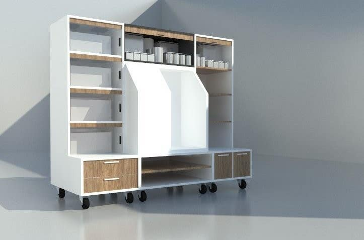 Inscrição nº                                         7                                      do Concurso para                                         Stylish Design for a Work Station