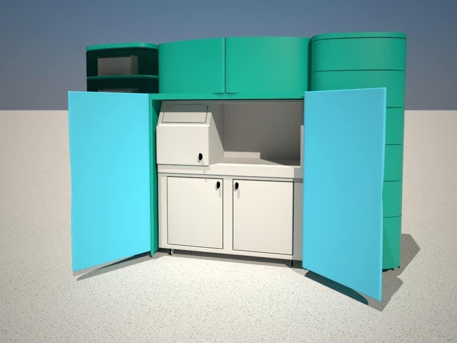 Inscrição nº                                         27                                      do Concurso para                                         Stylish Design for a Work Station