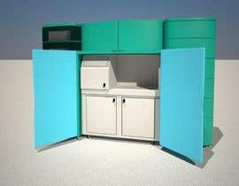 #27 para Stylish Design for a Work Station por mishoml