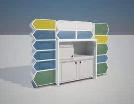 #29 para Stylish Design for a Work Station por mishoml