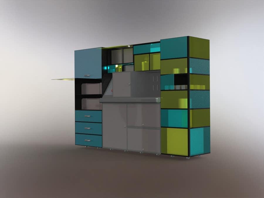 Inscrição nº                                         25                                      do Concurso para                                         Stylish Design for a Work Station