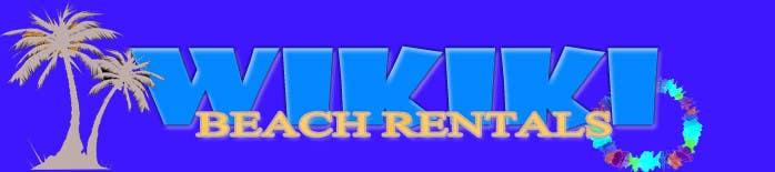 Inscrição nº                                         35                                      do Concurso para                                         Logo Design for WaikikiBeachRentals.com