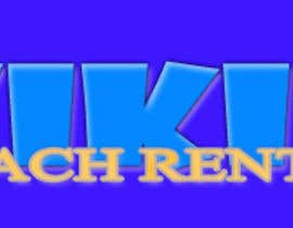 #35 for Logo Design for WaikikiBeachRentals.com by PTrindadeZA