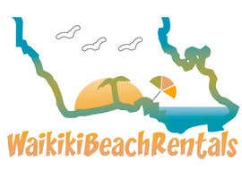 #45 for Logo Design for WaikikiBeachRentals.com by macper