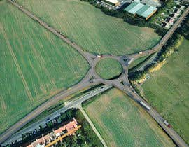 #4 for 3D model the Sudbury, Suffolk, UK Bypass Road af kurgas0