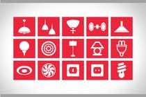 Proposition n° 79 du concours Graphic Design pour Illustration Category Header/Tile Design for Coronet Lighting