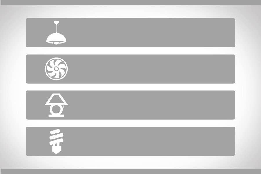 Bài tham dự cuộc thi #65 cho Illustration Category Header/Tile Design for Coronet Lighting