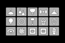Proposition n° 83 du concours Graphic Design pour Illustration Category Header/Tile Design for Coronet Lighting